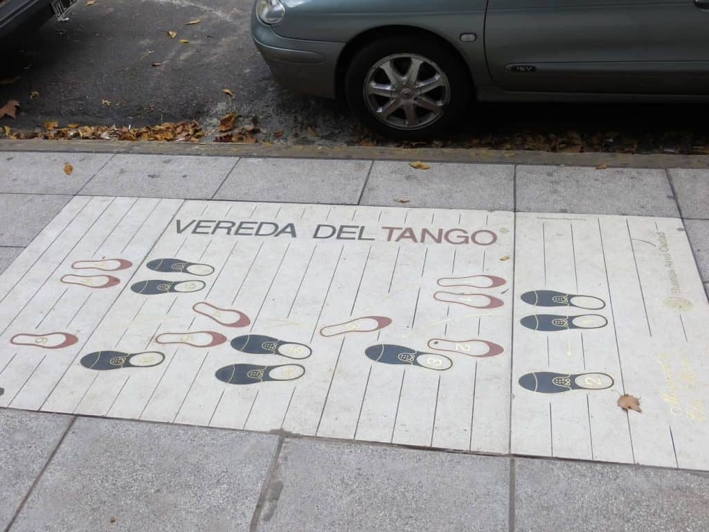 la viruta tango buenos aires
